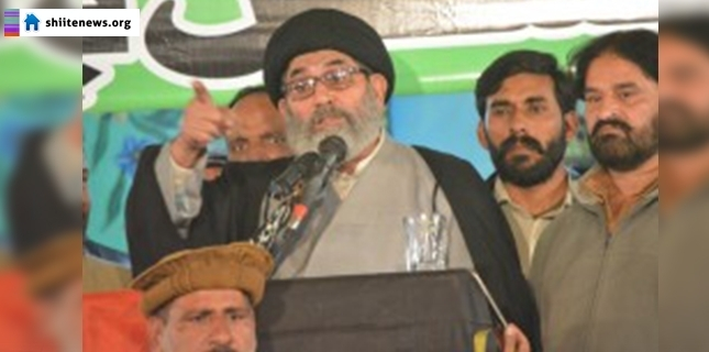 Allama Sajid Naqvi opposes restrictions