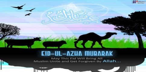 Muslim begin celebrating Eidul Azha