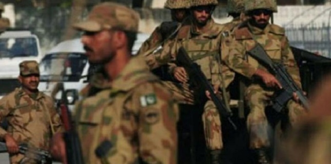 Pakistan Army kills two terrorists during operation