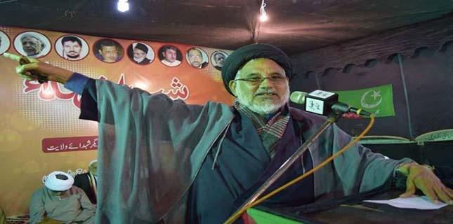 Allama Hassan Zafar slams political parties for Senate election sell out