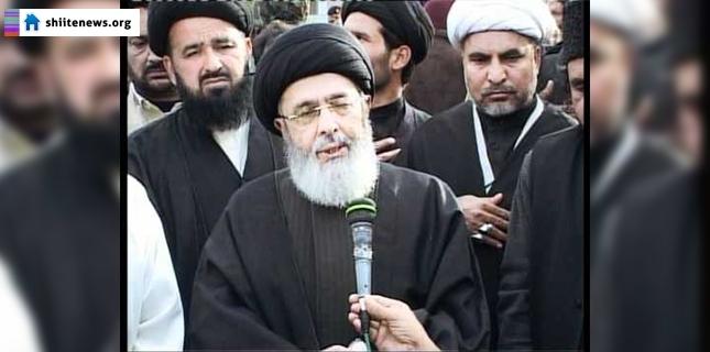 Agha Hamid Ali Shah Moosavi demands