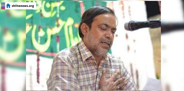 Martyrdom anniversary of Sibte Jafar Zaidi observed in Karachi