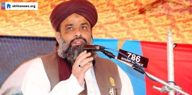 Sunni Tehreek leader holds US and its allies responsible