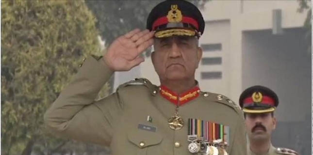 Pakistan Army chief updated on various security issues