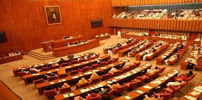 Pakistan Senate unanimously rejects