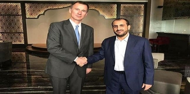 British Diplomat Distorting Terms of Hudaydah Ceasefire Deal: Ansarullah