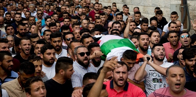 Zionist settler killed a young Palestinian in West Bank