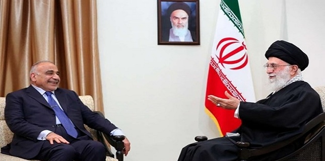 Baghdad government should expel US forces from Iraq as soon as possible: Ayatollah Khamenei