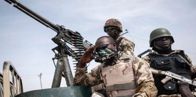 Niger army kills 33 Boko Haram terrorists