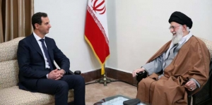 Ayatollah Khamenei says resistance by President Assad led Syrians defeat US