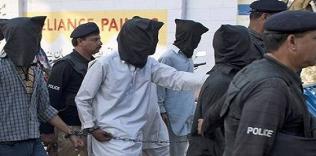 Afghan-trained terrorists among three arrested by CTD police in Karachi