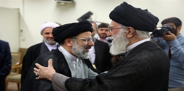 Ayatollah Khamenei appoints Raeisi as new Judiciary chief