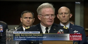 America not winning in Syria: SOC head tells US Senate