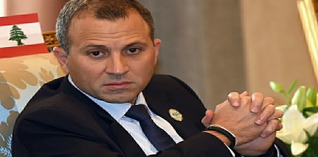 Lebanon will not allow any violation on its rights and sovereignty: Gebran Bassil