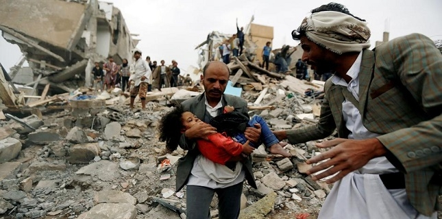 Yemen: Two dozen women and civilians killed in  fresh Saudi airstrikes