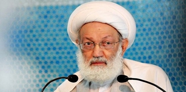 Bahrain's plan to host Israeli delegation is humiliation and shamelessness: Sheikh Isa Qassim