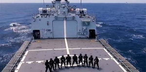 Pakistan demonstrates naval clout as 46 nations Aman-19 exercise begins