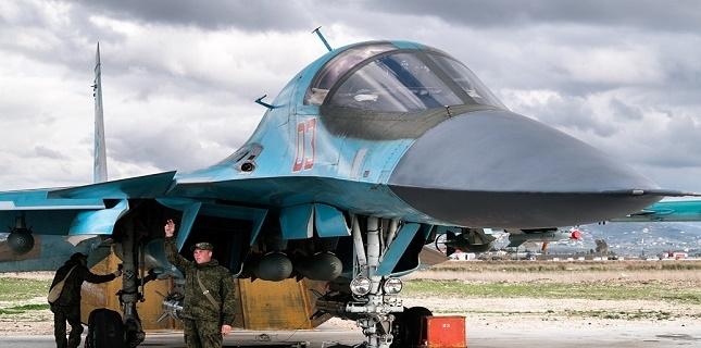 Syria: Russian Air Force destroys Tahrir Al-Sham's communications base