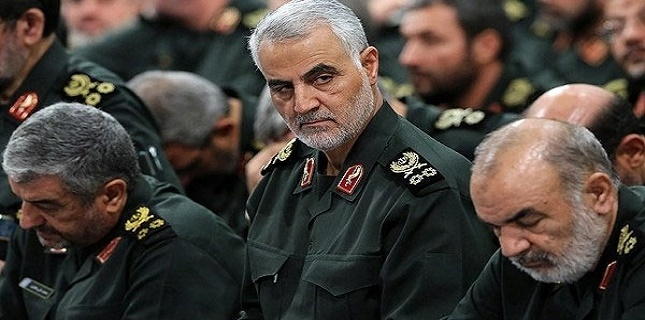 Qassem Soleimani is the world's best strategist in Defense: Global Thinkers reports