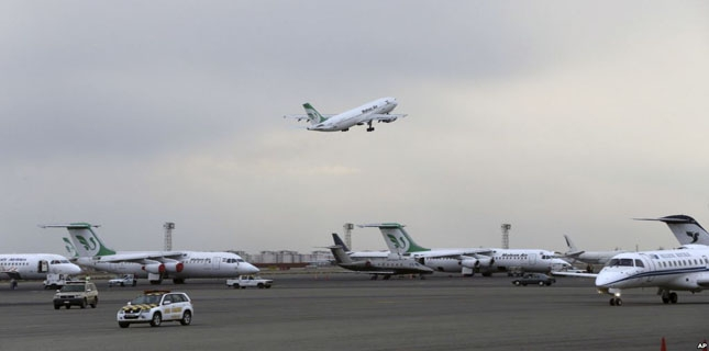 Germany bans Iran airline after US official David Hale Berlin visit
