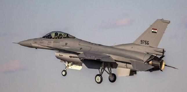 Iraq receives six F-16 fighter jets from U.S.