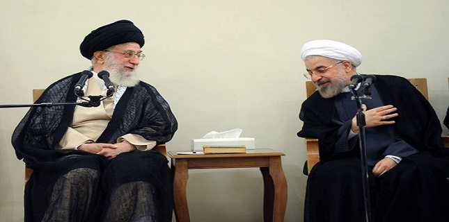 Ayatollah Khamenei advising Government