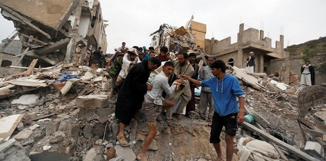 UN condemns Saudi Massacre that killed 12 children and 10 women in Hajjah