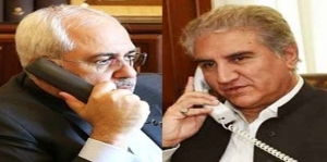 Iran ready to resolve Pakistan-India differences thru dialogue: Zarif tells Quresh