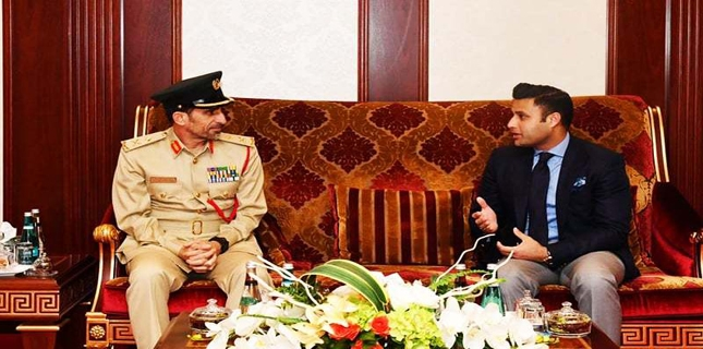 Prisoners data exchange mechanism between Pakistan and UAE agreed