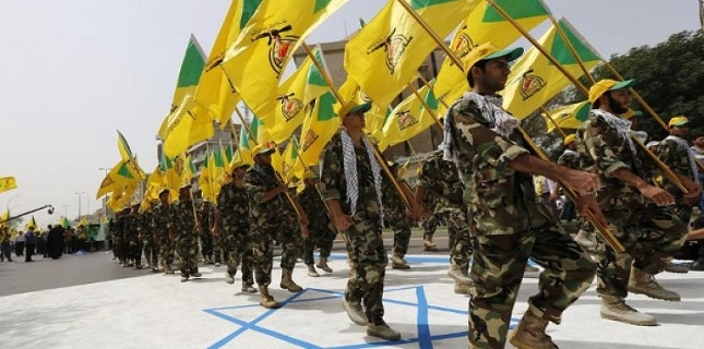 America sanctions Iraq's Shia movement Hezbollah al-Nujaba