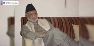 Ailing senior Shia scholar Allama Abbas Kumaili hospitalised for treatment