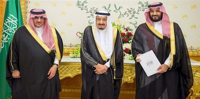 Rift in Al Saud Family