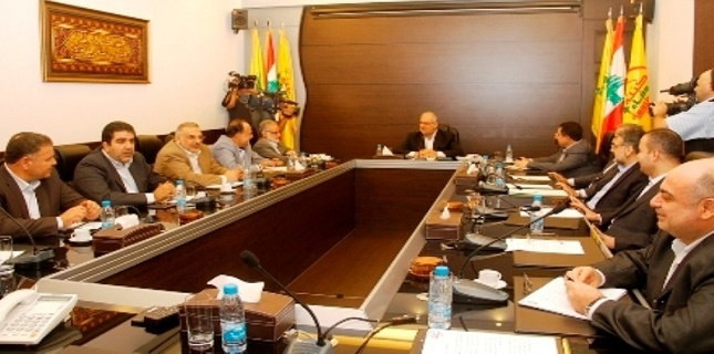 Resistance parliamentary bloc calls Gov't more serious in Issue of displaced Syrians