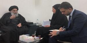 Ayatollah Sistani turns down Trump plan for US troops in Iraq