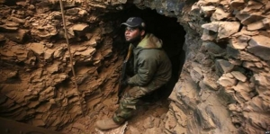 Iraq destroys Daesh cross border tunnels into eastern Syria
