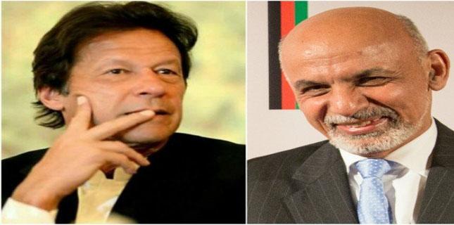 Afghan President calls Prime Minister Imran Khan to thank Pakistan facilitation