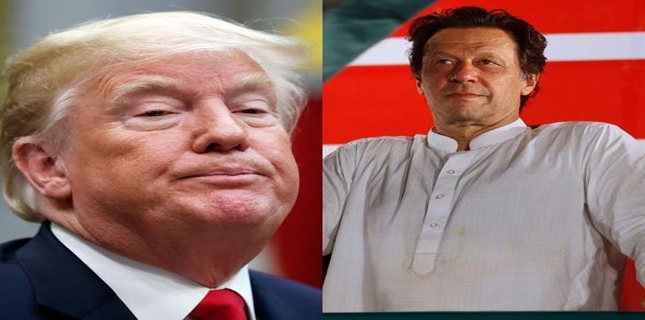 Trump hints at meetings with Pakistan leadership amid repeated slur