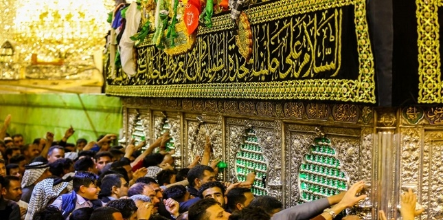 Iraq: Recent photos of the holy shrine of Imam Kadhim
