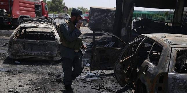 Afghanistan: Bomb attack hit Jalalabad