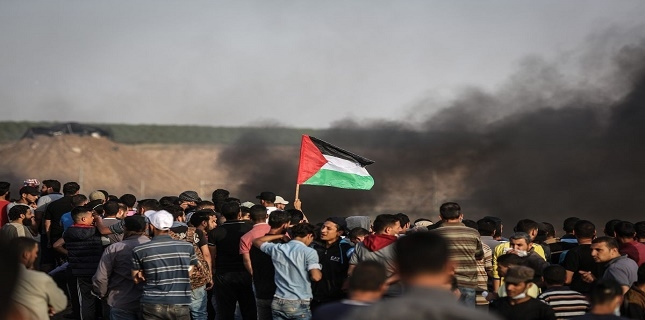 Palestine: One protester killed and 42 injured in Gaza