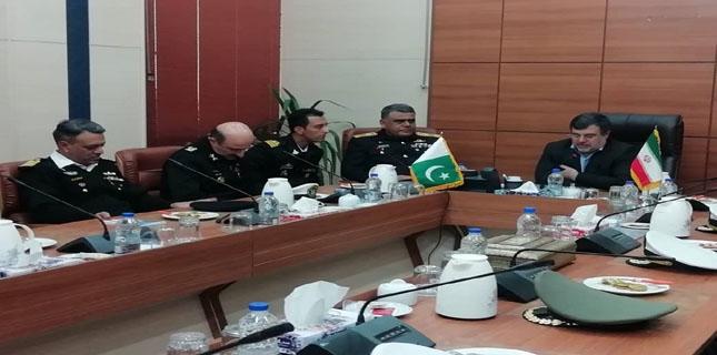 Pakistan Navy seeks widening Iran naval cooperation in Indian Ocean