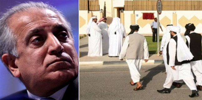 Zalmay Khalilzad foresees peace talks with Taliban in near future