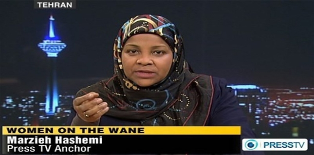 US detains Iranian Press TV anchor Marzieh Hashemi without charges