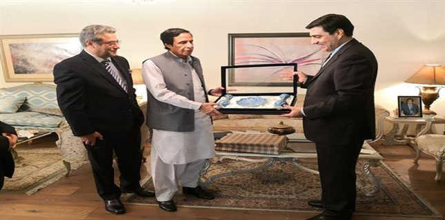 Iranian envoy meets Punjab CM and ex-Prime Minister in Lahore