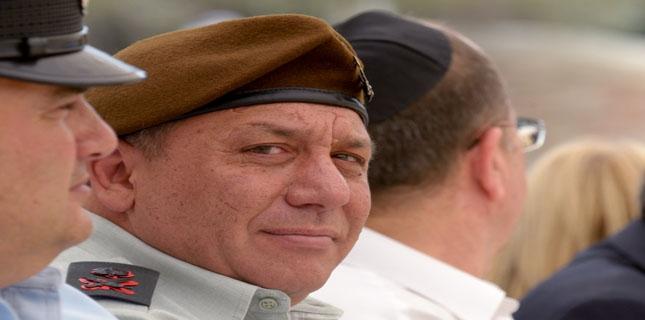 Israel army chief confesses arming militants against Syria regime