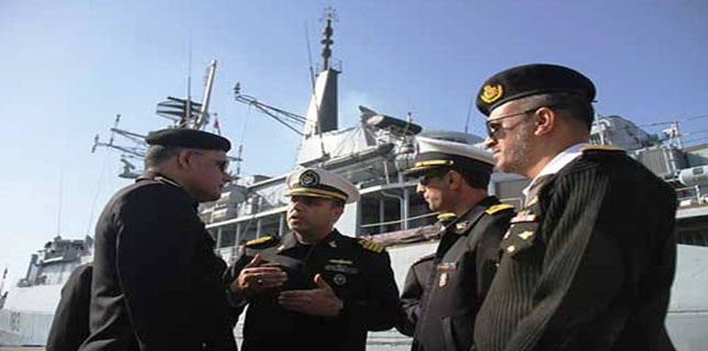 Iranians welcome Pakistani Peace