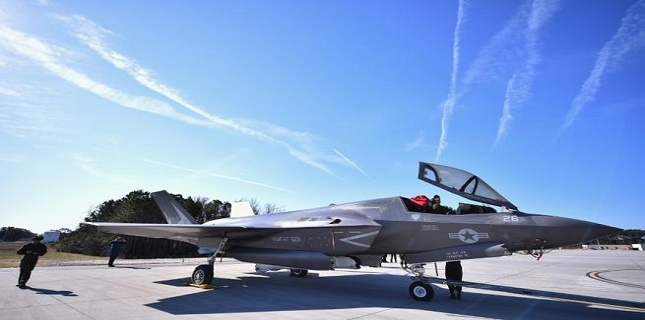 Israeli F-35 traveled from Jordan