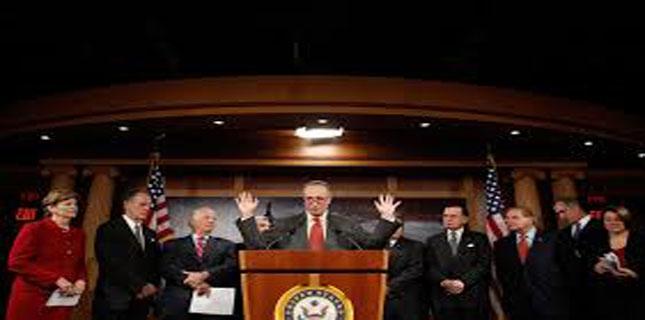 20 US legislators speak on Pakistan-US relations at a reception in Washington