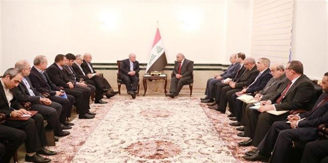 Iraq welcomes Iranian delegation a day after Pompeo visit to Baghdad