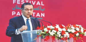 Vali Nasr sees changed US-Pakistan relations due to changing Sino US ties